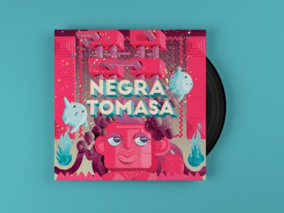 Negra Tomasa Artbook